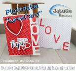 Plottdatei LoveCard